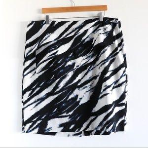 NYCC 18W has plus size zebra marble wave pattern